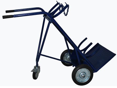 üç tekerlekli tüp taşıma arabası