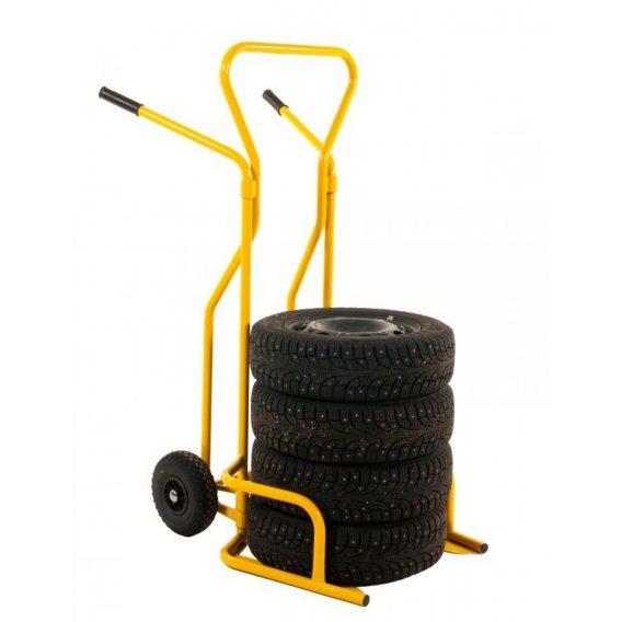 lastik taşıma arabası