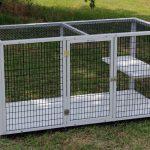 KF-2 Büyük Hayvan Kafesi İmalatı Hayvan Kafes Fiyatları