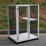 KF-4 Büyük Hayvan Kafesi İmalatı Hayvan Kafes Fiyatları