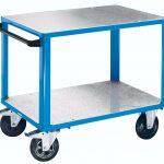 iki katlı taşıma arabası