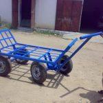 T12 Tekstil Kumaş Taşıma Arabası Fiyatları